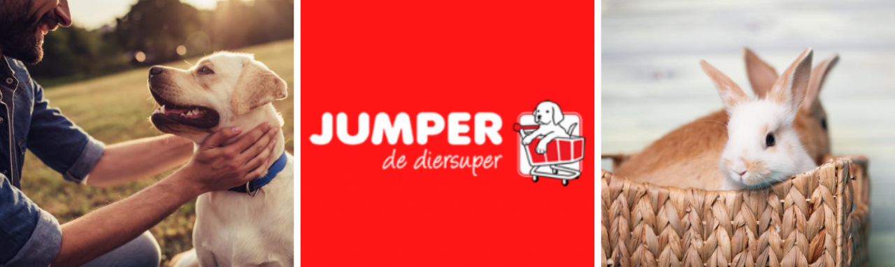 TuinWereld Dordrecht Jumper dierenwinkel